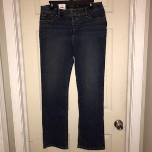 Lauren Ralph Lauren Women's Classic Straight Jean